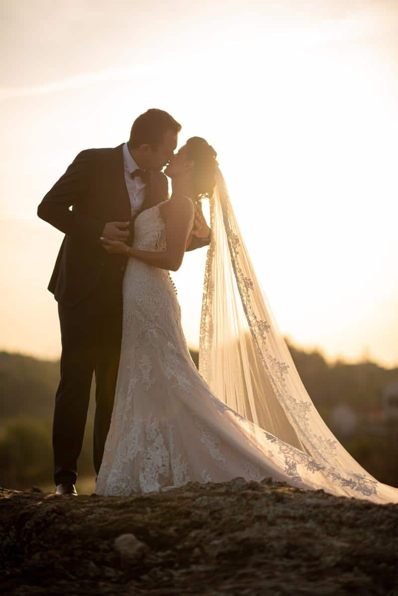 photo de mariage prise par photographe de mariage dans le Var
