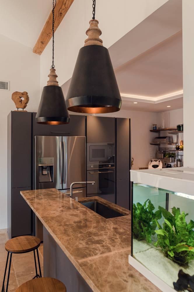 cuisine haut de gamme photo d'entreprise prise par Florence Martin, photographe professionnelle dans le Var et les Alpes Maritimes