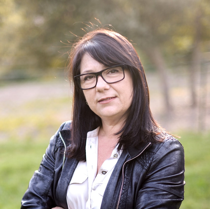 portrait de la photographe Florence Martin