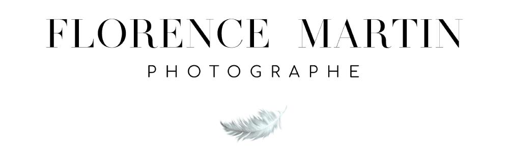 Florence Martin – Photographe Logo