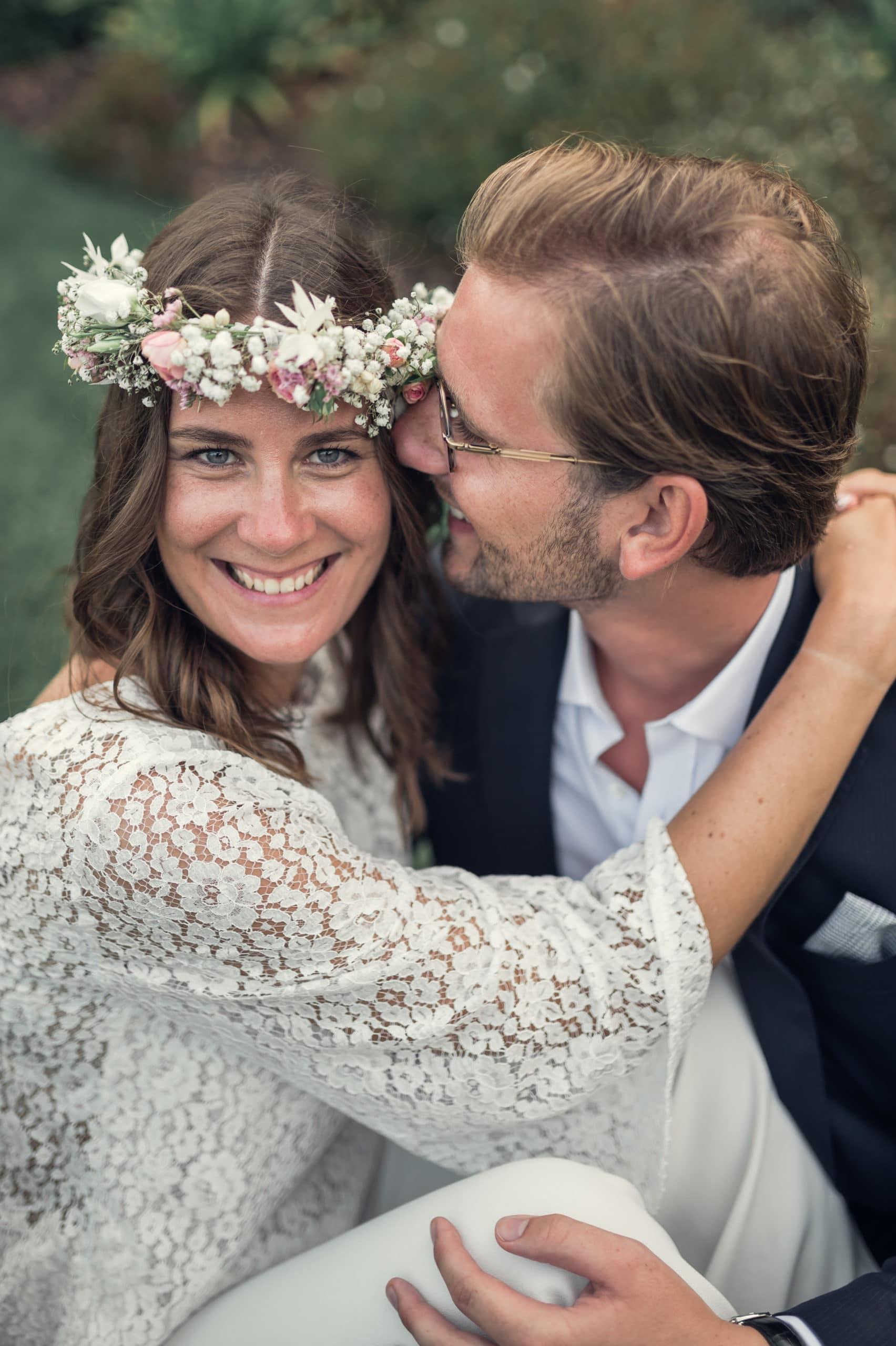photo des mariées, mariage d'Océane et Mathieu